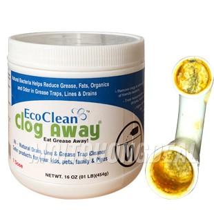 ecoclean clog away