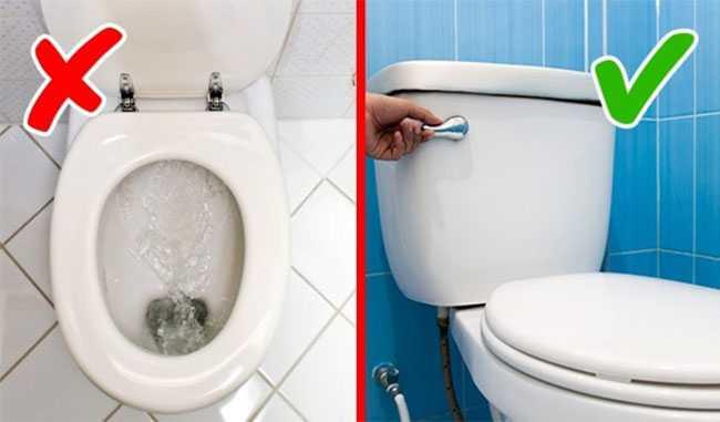 Bạn có đang vô tình gây ra mùi khó chịu trong nhà vệ sinh?