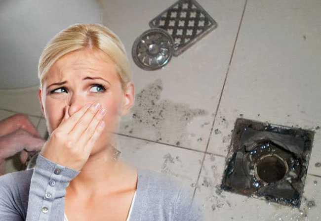 Cách xử lý mùi hôi hố ga