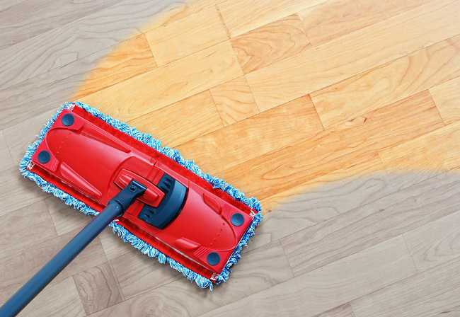 Hướng dẫn tất tần tật cách lau sàn nhà sạch bóng từ cơ bản đến nâng cao