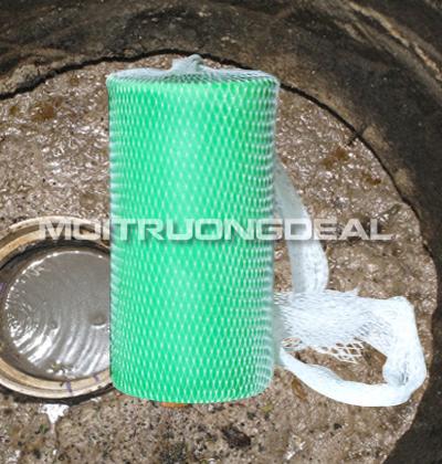 EcoRopeTM - Xử lý mỡ (bẫy mỡ) từ 1-2 m3 (sản phẩm tại Hà Nội)
