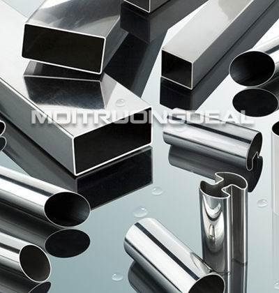 EcoSteelTM Shiny - Hóa chất đánh bóng Inox và kim loại