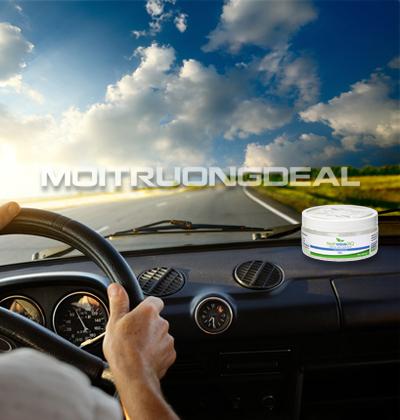 Gel khử mùi - Khử mùi xe ô tô - xe hơi Fresh Wave IAQ 8oz