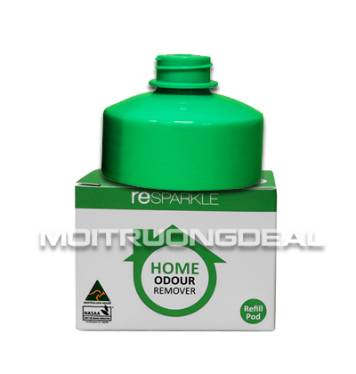 Khử mùi hữu cơ - Hộp bổ sung đậm đặc tiết kiệm