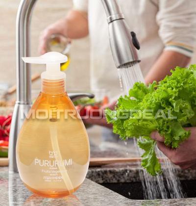 PURURUMI - Nước rửa rau củ quả và trái cây hữu cơ
