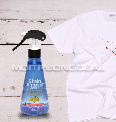 STAIN REMOVER 250ml - Sản phẩm hữu cơ tẩy vết ố trên áo và vải