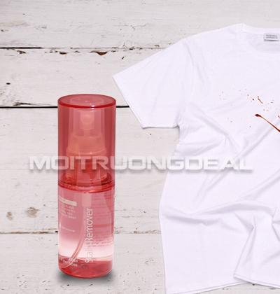 STAIN REMOVER 30ml - Sản phẩm hữu cơ tẩy vết ố trên áo và vải