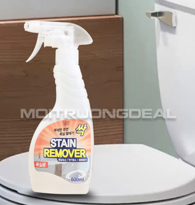 TOILET STAIN REMOVER - Dung dịch tẩy rửa vết ố trong nhà vệ sinh